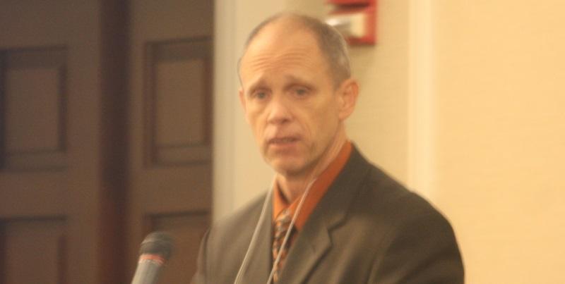 Bruce Binney, Board President
